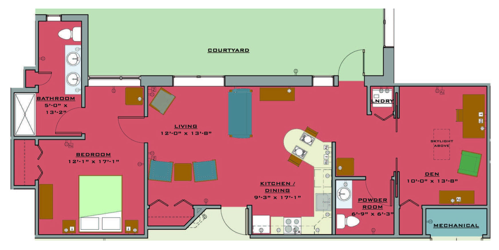 1-bedroom-with-den-wayland-garden-apartment
