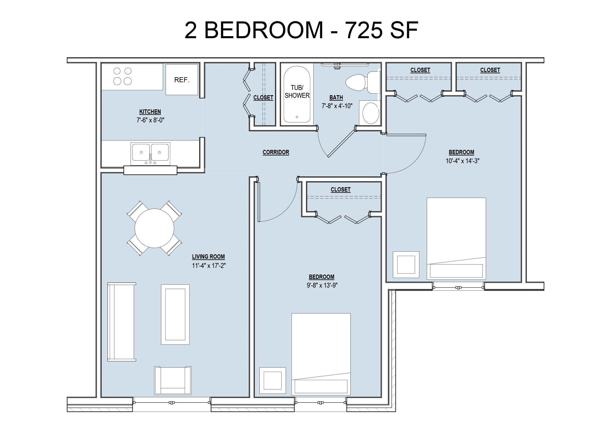 royer-garden-two-bedroom