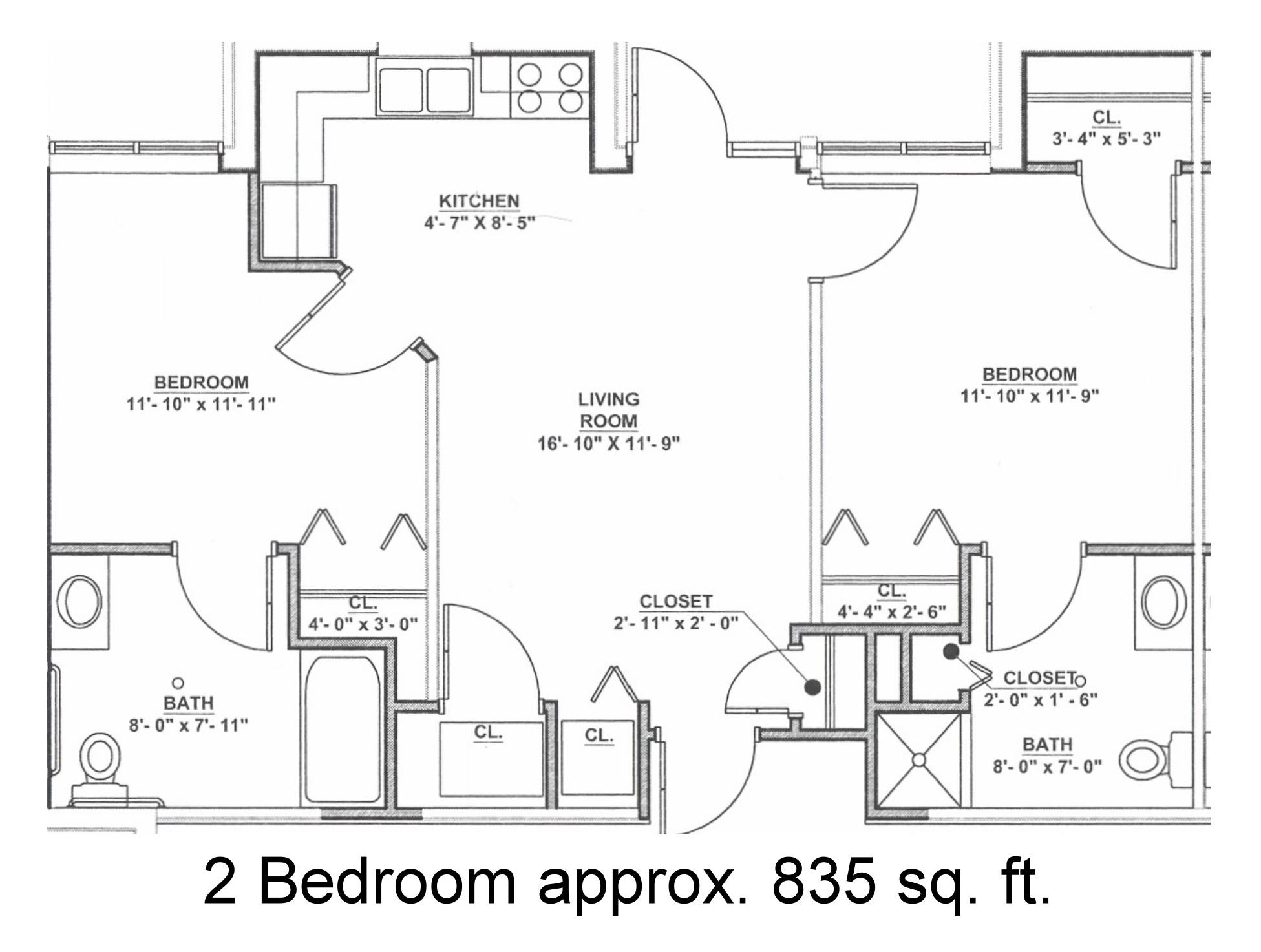 royer-west-2-bedroom